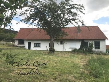 Vente Maison 5 pièces 115m² Beaurainville (62990) - photo