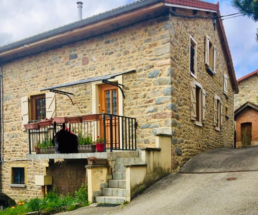 Vente Maison 5 pièces 130m² Cublize (69550) - photo