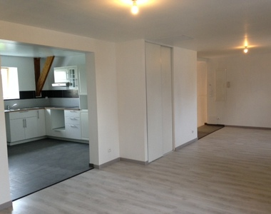 Location Appartement 4 pièces 95m² Villequier-Aumont (02300) - photo