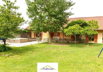 Vente Maison 8 pièces 180m² Les Abrets (38490) - photo