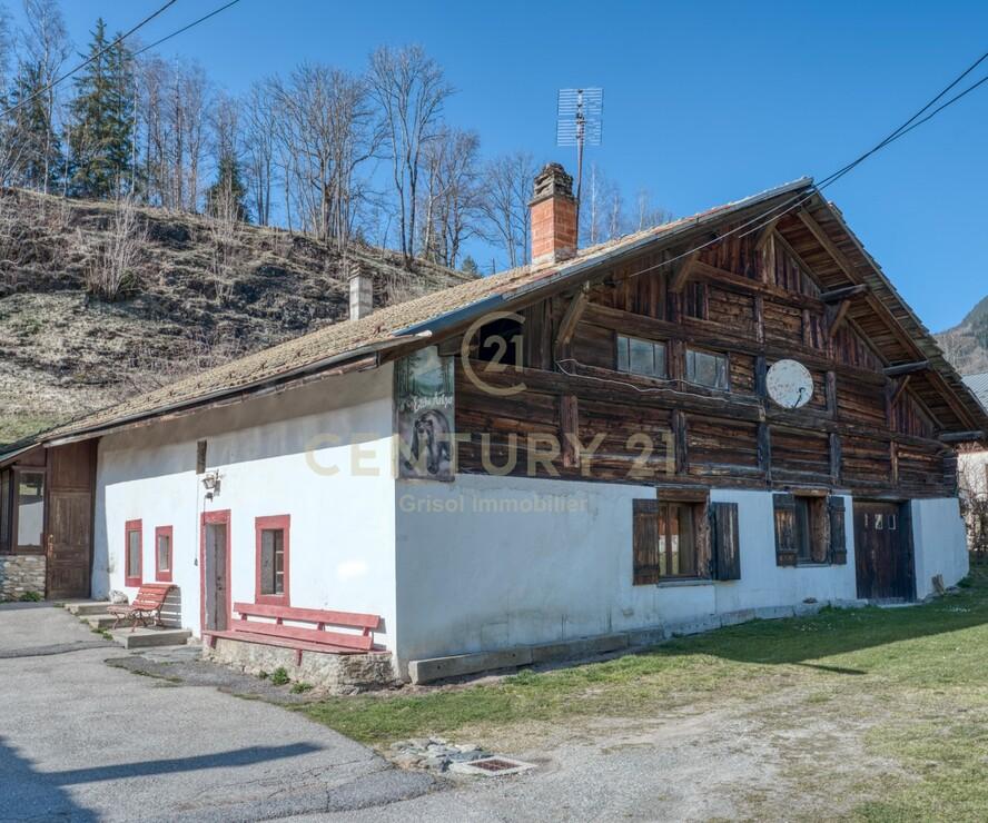 Vente Maison / chalet 6 pièces 200m² Saint-Gervais-les-Bains (74170) - photo