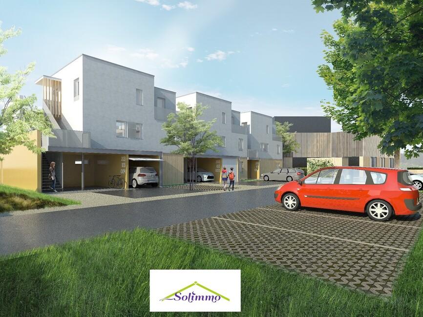 Vente Appartement 3 pièces 55m² Les Abrets (38490) - photo