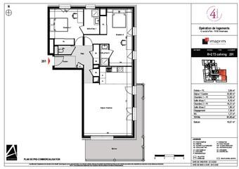 Vente Appartement 2 pièces 81m² Annemasse (74100) - Photo 1