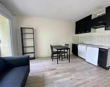 Renting Apartment 2 rooms 27m² Gaillard (74240) - photo