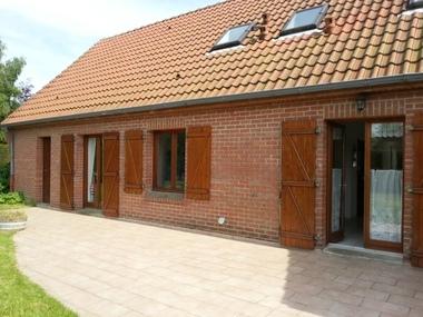 Vente Maison 7 pièces 142m² Sailly-sur-la-Lys (62840) - photo