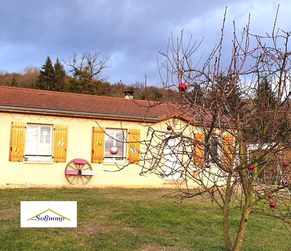 Vente Maison 5 pièces 77m² Briord (01470) - photo