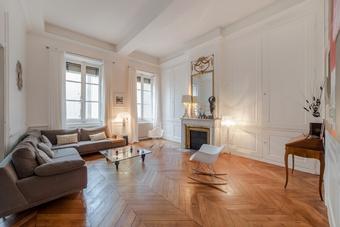 Sale Apartment 5 rooms 179m² Lyon 2ème Ainay - photo