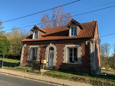 Vente Maison 6 pièces 100m² Coucy-le-Château-Auffrique (02380) - photo