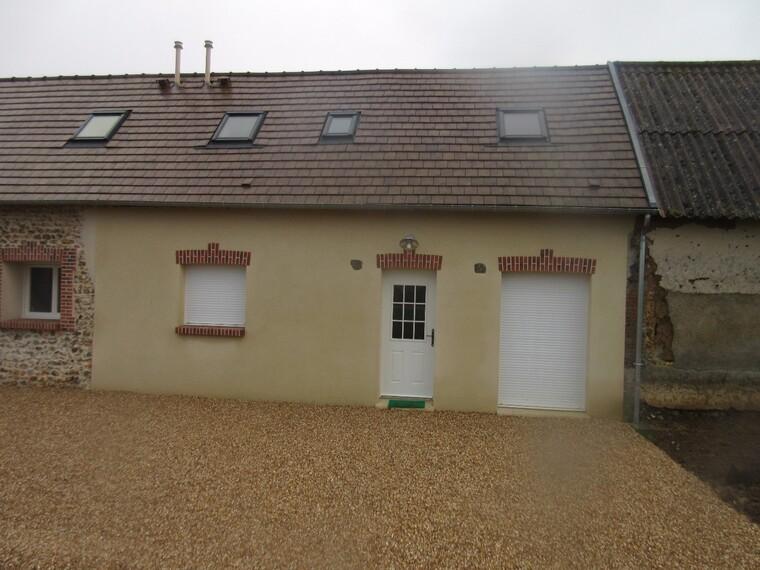 Location Maison 3 pièces 62m² Serez (27220) - photo
