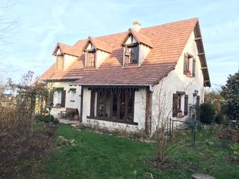 Vente Maison 7 pièces 135m² Poilly-lez-Gien (45500) - photo