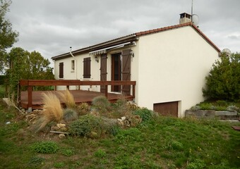 Vente Maison 4 pièces 82m² Louin (79600) - photo