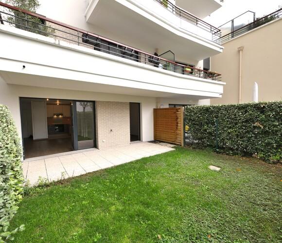Location Appartement 2 pièces 43m² Suresnes (92150) - photo
