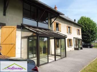 Vente Maison 5 pièces 125m² Dolomieu (38110) - photo