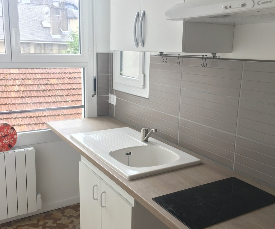 Location Appartement 2 pièces 25m² Pau (64000) - photo