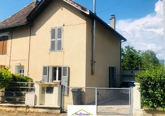 Vente Maison 3 pièces 40m² Aoste (38490) - Photo 1