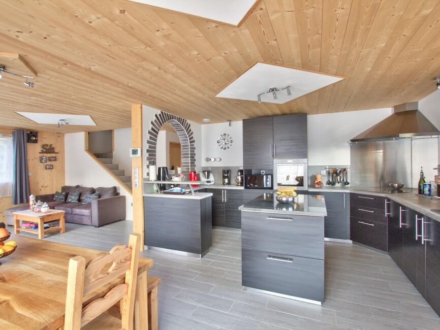 Vente Maison 6 pièces 157m² Gilly-sur Isère - photo