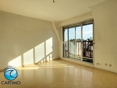 Vente Appartement 2 pièces 32m² Cabourg (14390) - photo