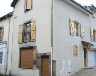 Sale House 4 rooms 110m² LUXEUIL LES BAINS - photo