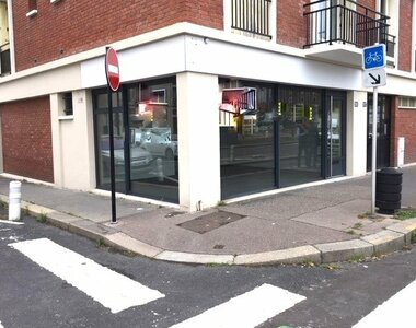 Location Local commercial 1 pièce 30m² Le Havre (76600) - photo