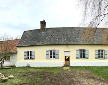 Sale House 5 rooms 110m² Campagne-lès-Hesdin (62870) - photo