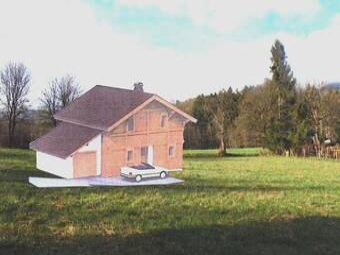 Vente Maison 5 pièces 110m² Boëge (74420) - photo