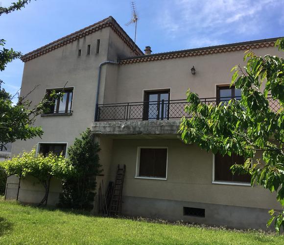 Vente Maison 7 pièces 185m² CREST - photo