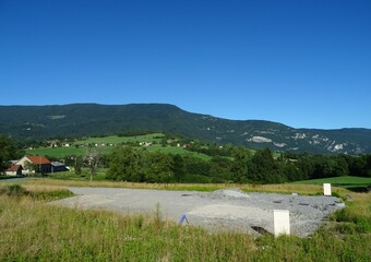Vente Terrain 1 500m² Gerbaix (73470) - photo