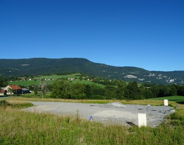 Vente Terrain 1 001m² Gerbaix (73470) - photo