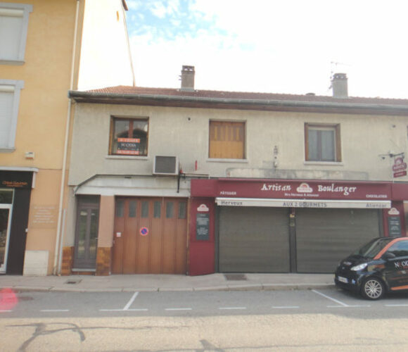 Vente Immeuble Saint-Ismier (38330) - photo