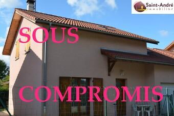 Vente Maison 5 pièces 100m² La Côte-Saint-André (38260) - photo