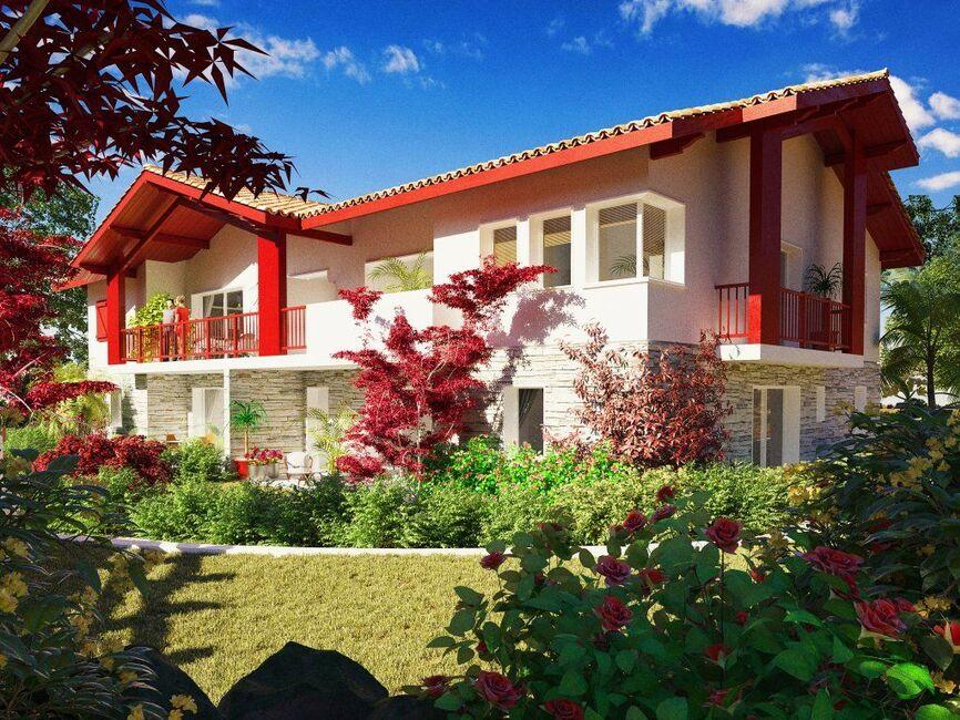 Villa Miarritzeko Biarritz (64200)