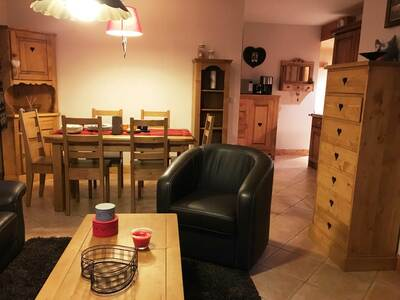 Vente Appartement 3 pièces 50m² SAMOENS - photo