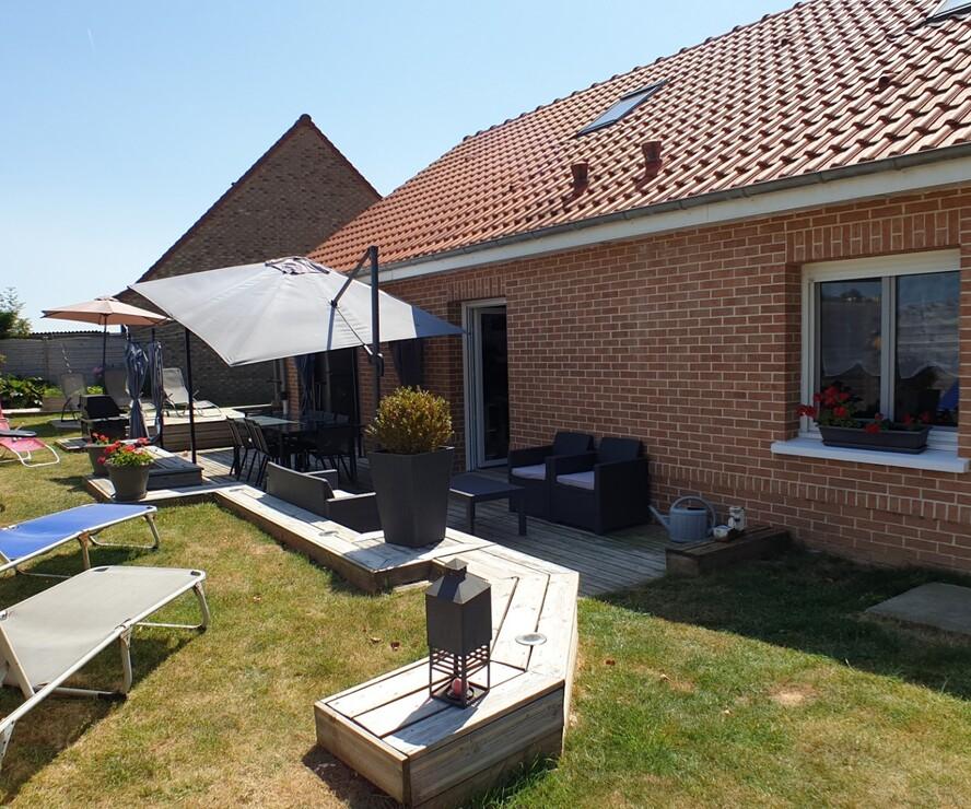 Vente Maison 6 pièces 170m² Lefaux (62630) - photo