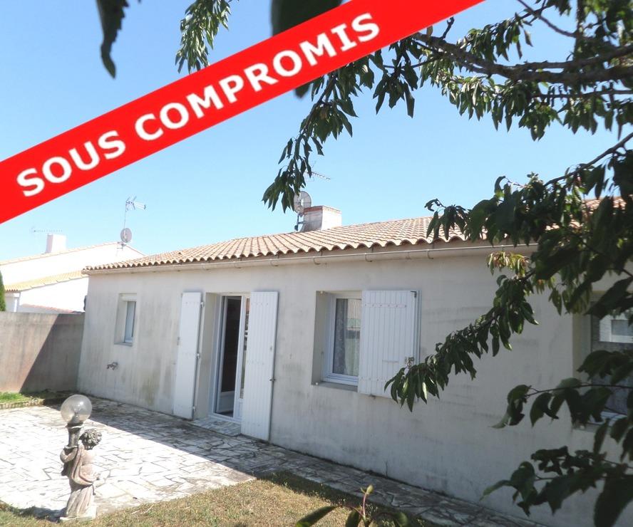 Vente Maison 4 pièces 80m² Olonne-sur-Mer (85340) - photo
