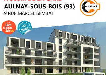 Vente Appartement 1 pièce 31m² Aulnay-sous-Bois (93600) - Photo 1