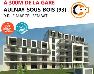 Vente Appartement 1 pièce 31m² Aulnay-sous-Bois (93600) - photo