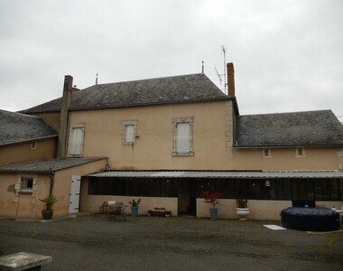 Vente Maison 6 pièces 230m² La Ferrière-en-Parthenay (79390) - photo