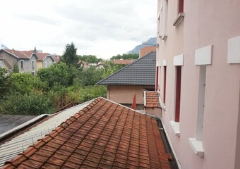 Vente Appartement 1 pièce 24m² Grenoble (38100) - photo