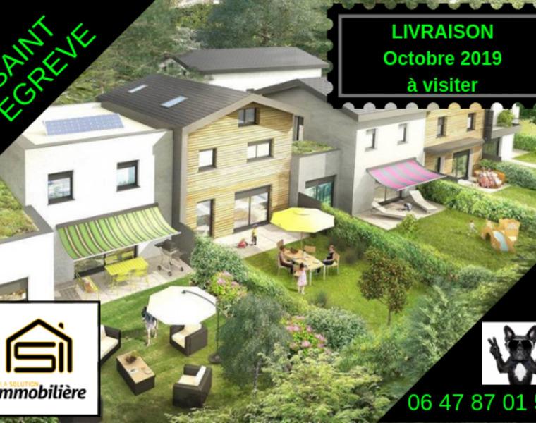 Sale House 5 rooms 127m² Saint-Égrève (38120) - photo