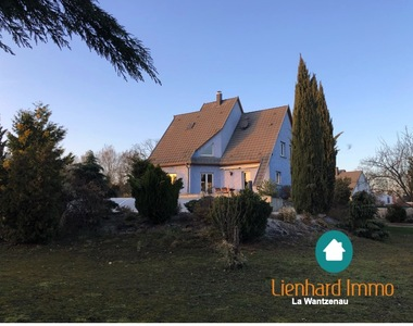 Sale House 6 rooms 185m² La Wantzenau (67610) - photo