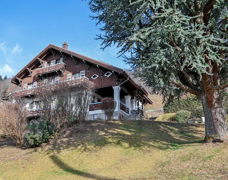 Sale House 11 rooms 395m² Saint-Gervais-les-Bains (74170) - photo