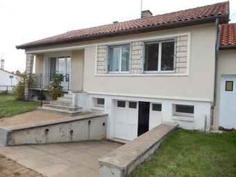 Vente Maison 3 pièces 67m² Châtillon-sur-Thouet (79200) - photo