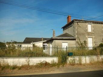 Vente Maison 4 pièces 80m² La Ferrière-en-Parthenay (79390) - photo