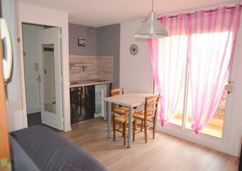 Vente Appartement 1 pièce 15m² Cucq (62780) - photo