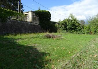 Vente Terrain 691m² Saint-Marcellin (38160) - photo