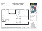 Renting Apartment 3 rooms 62m² Bègles (33130) - Photo 1