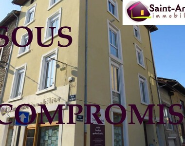 Vente Appartement 3 pièces 46m² Saint-Étienne-de-Saint-Geoirs (38590) - photo