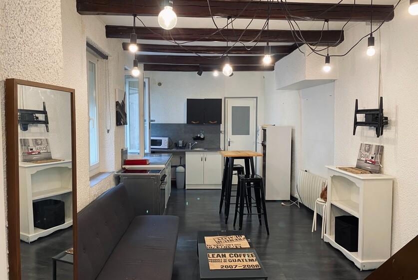Vente Appartement 2 pièces 50m² Tournon-sur-Rhône (07300) - photo
