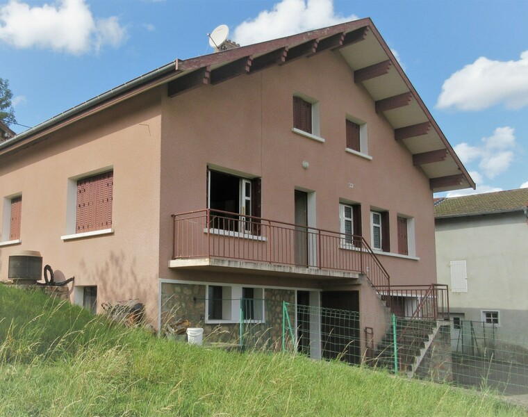 Vente Maison 8 pièces 180m² Saint-Just-d'Avray (69870) - photo