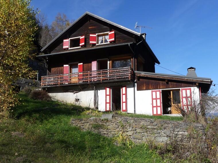 Vente Maison / chalet 5 pièces 150m² Saint-Nicolas-De-Veroce (74170) - photo
